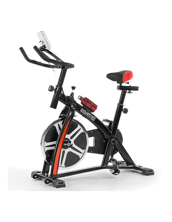 Powertrain Heavy Flywheel Spin Exercise Bike Machine Semi Commercial Home Gym image 1