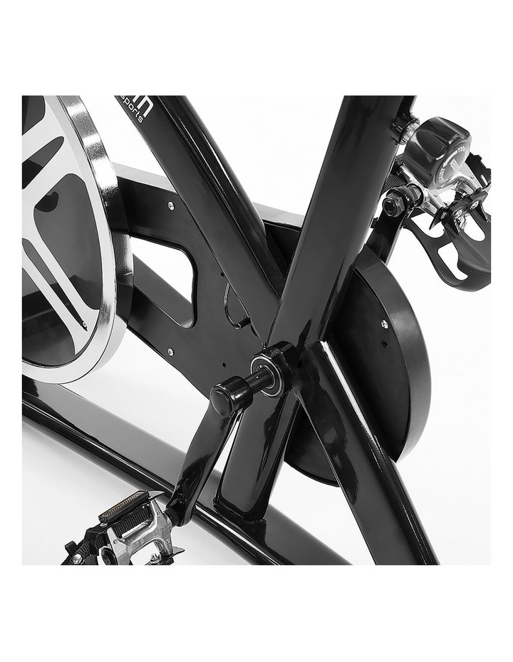 Powertrain Heavy Flywheel Spin Exercise Bike Machine Semi Commercial Home Gym image 3