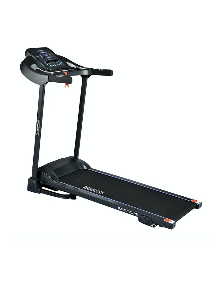 Powertrain Treadmill MX1 Cardio Running Exercise Fitness Home Gym Equipment image 1