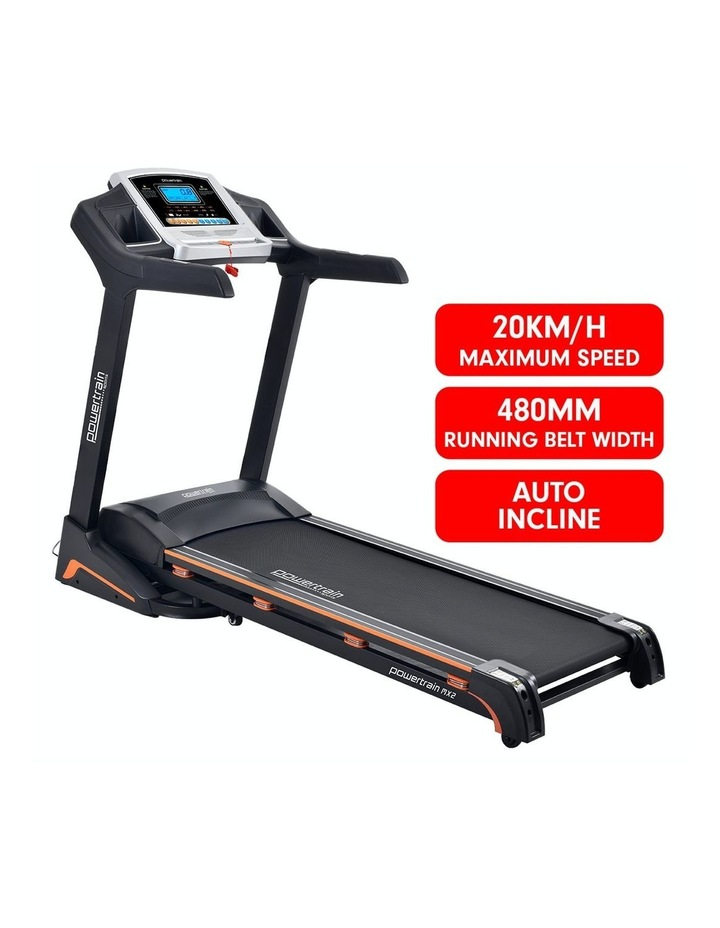 Powertrain Treadmill MX2 Cardio Running Exercise Fitness Home Gym Equipment image 2