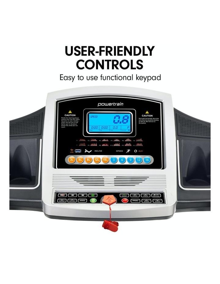 Powertrain Treadmill MX2 Cardio Running Exercise Fitness Home Gym Equipment image 5