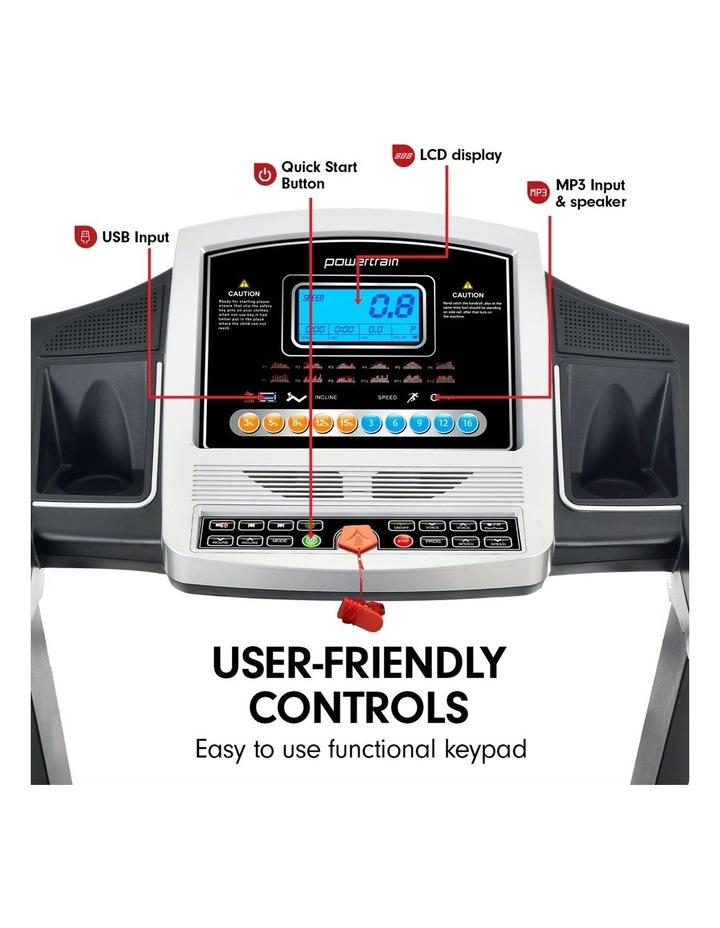 Powertrain Treadmill MX2 Cardio Running Exercise Fitness Home Gym Equipment image 7