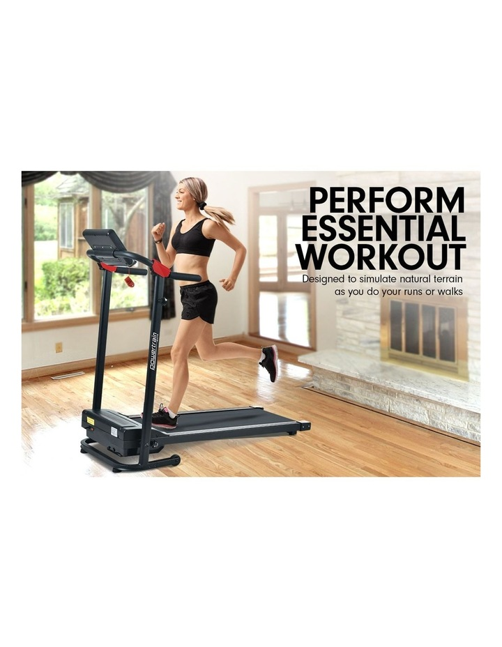Powertrain Treadmill V20 Cardio Running Exercise Home Gym Equipment image 7
