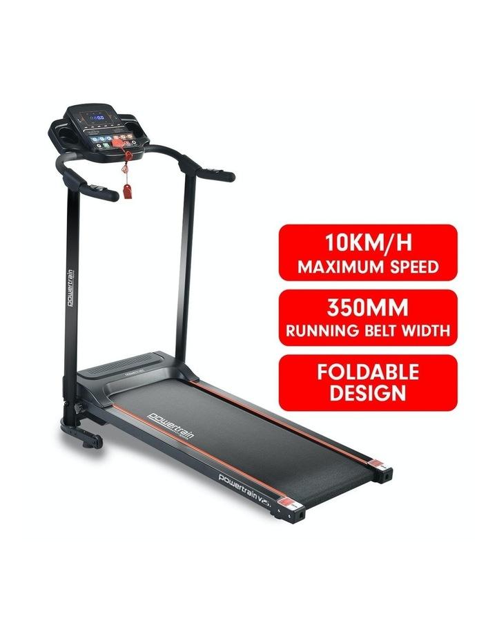 Powertrain V25 Treadmill Running Fitness Exercise Machine Home Gym Equipment image 2