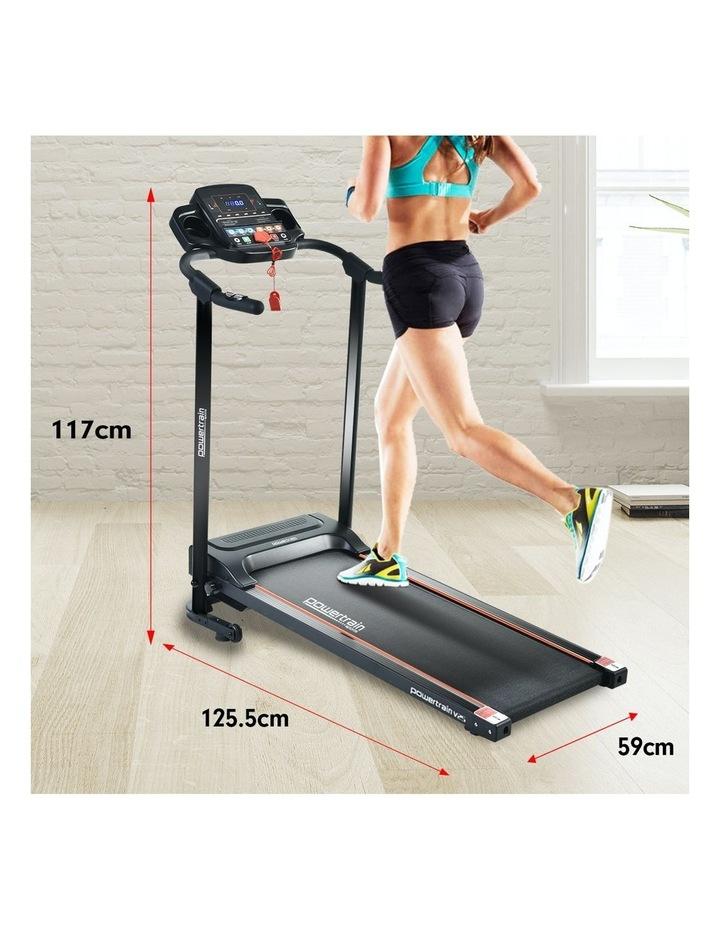 Powertrain V25 Treadmill Running Fitness Exercise Machine Home Gym Equipment image 5
