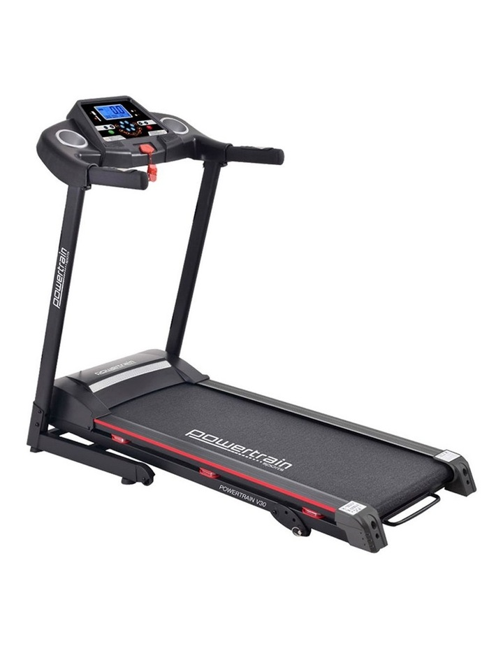 Powertrain V30 Electric Treadmill Exercise Running Workout Machine Equipment image 1