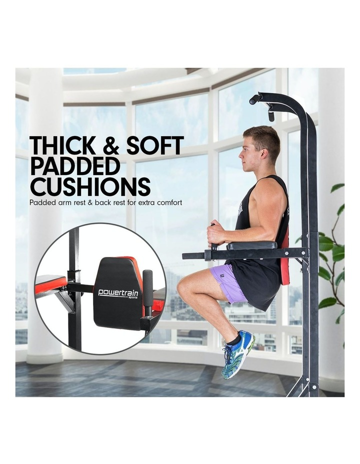Powertrain Power Tower Chin Abs Dip Pull Up Multistation Home Gym Exercise image 4