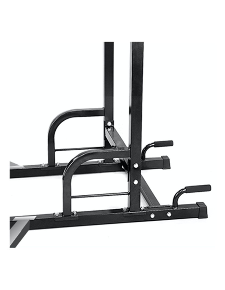 Powertrain Power Tower Chin Abs Dip Pull Up Multistation Home Gym Exercise image 7