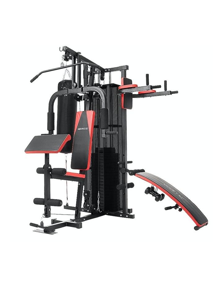 Powertrain Multi Station Home Gym Exercise Boxing Punching Bag image 1