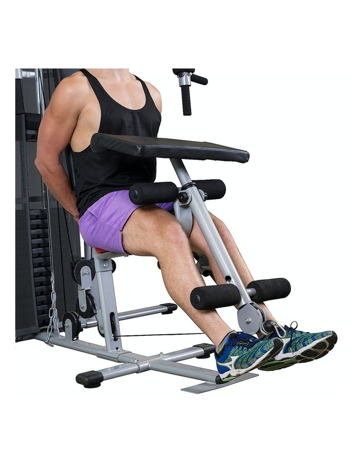 Multi Station Home Gym Equipment in Silver image 5