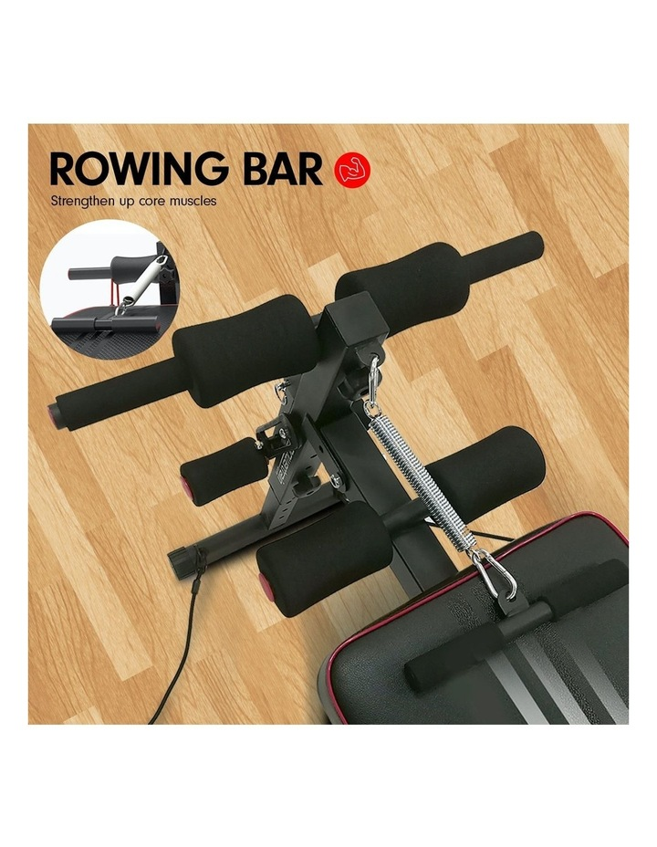 Powertrain Sit Up Bench Incline Decline Home Gym Weight Press Abs image 3