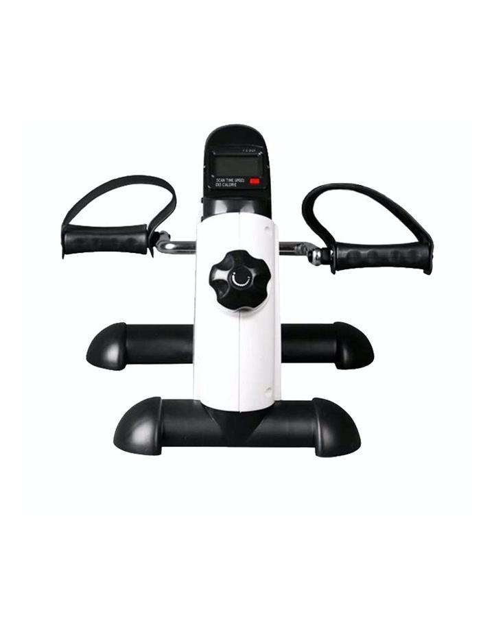 Mini Arms and Legs Exercise Bike White image 5