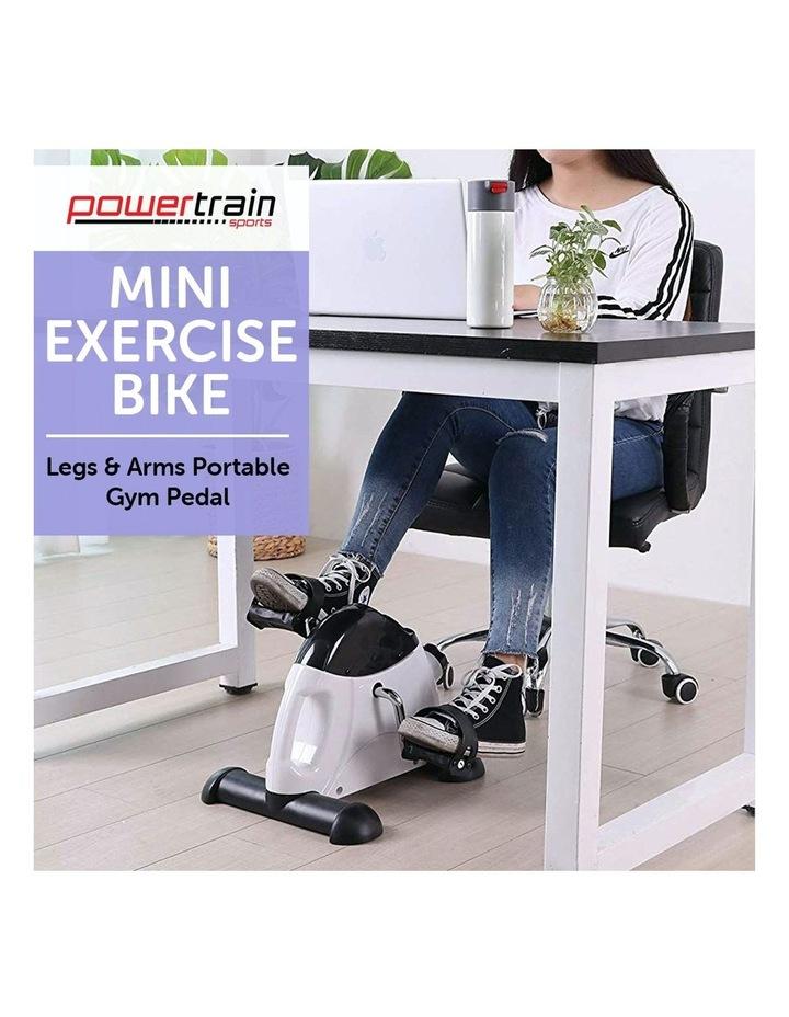 Mini Arms and Legs Exercise Bike White image 7