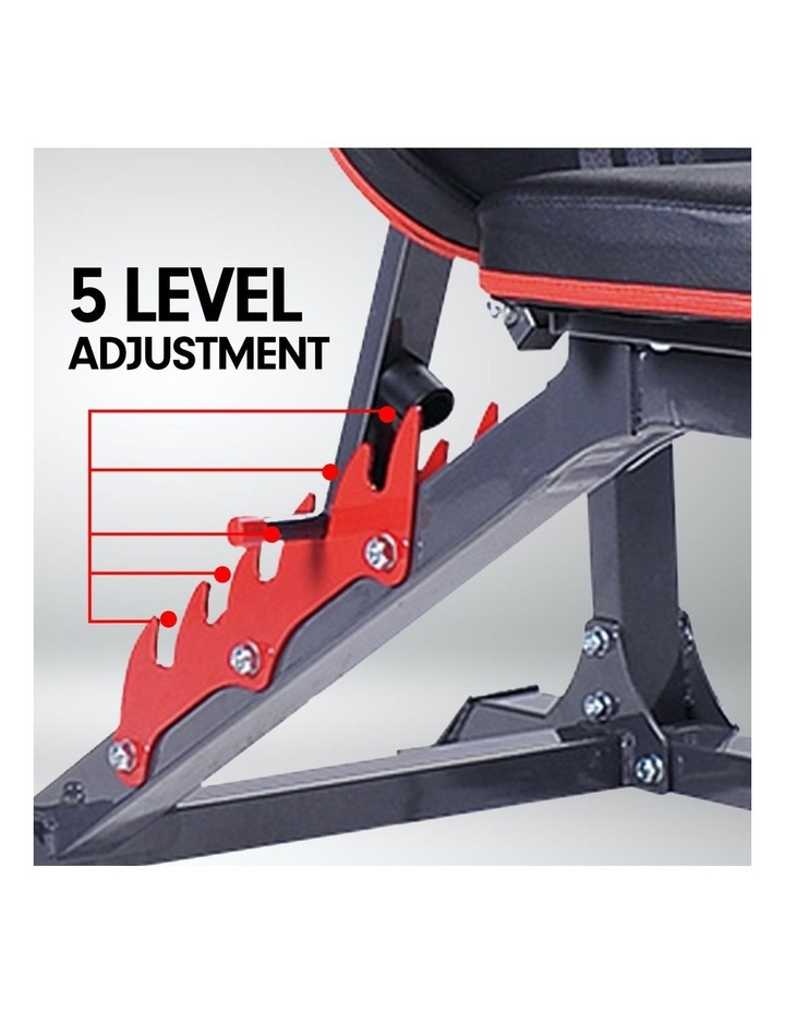 Bench Press Home Gym Situp Abs Exercise Incline Weight Decline Flat image 5