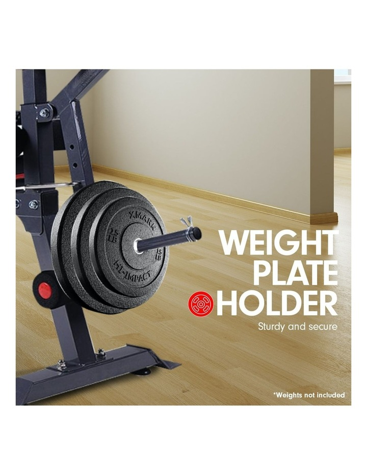 Bench Press Home Gym Situp Abs Exercise Incline Weight Decline Flat image 6