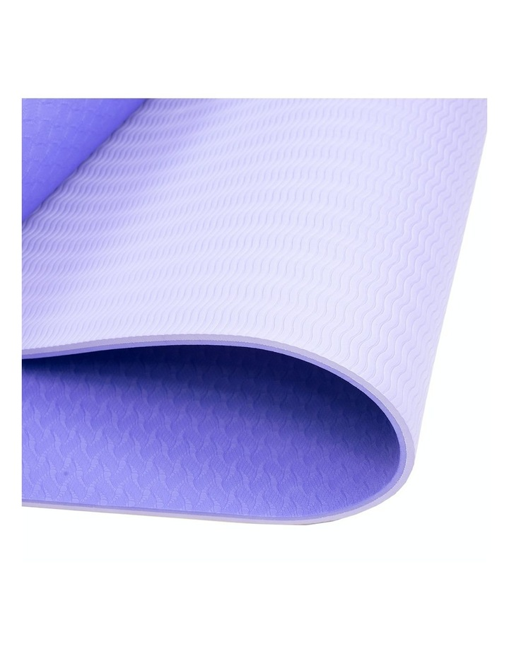 8mm Eco-Friendly Yoga & Pilates Green Exercise Mat image 4