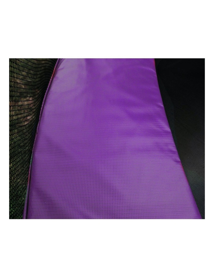 Replacement Trampoline Pad Outdoor Round Spring Cover Purple 8 Ft Purple image 3