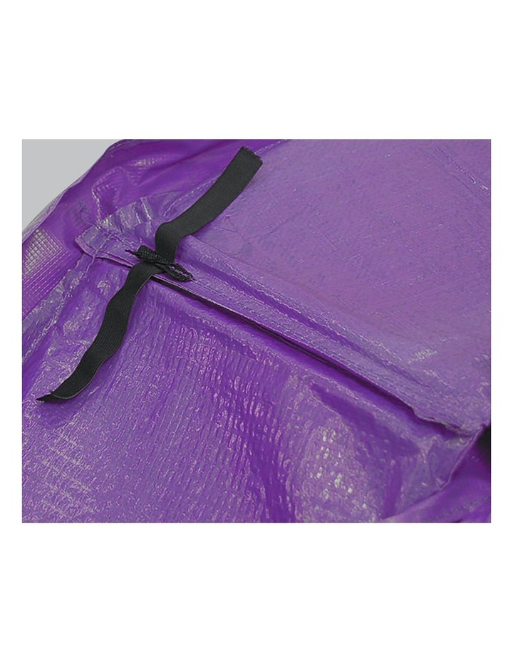 Replacement Trampoline Pad Outdoor Round Spring Cover Purple 8 Ft Purple image 5