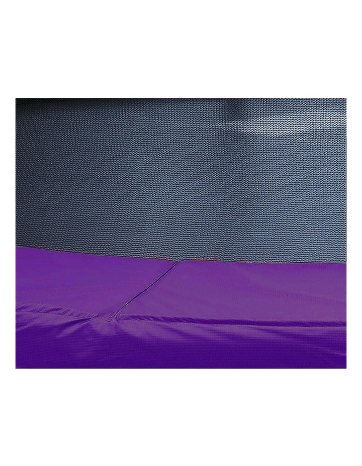 Replacement Trampoline Pad Outdoor Round Spring Cover Purple 8 Ft Purple image 6