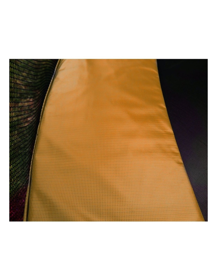 Replacement Trampoline Pad Reinforced Outdoor Round Spring Cover 8ft- Orange/Blue image 5