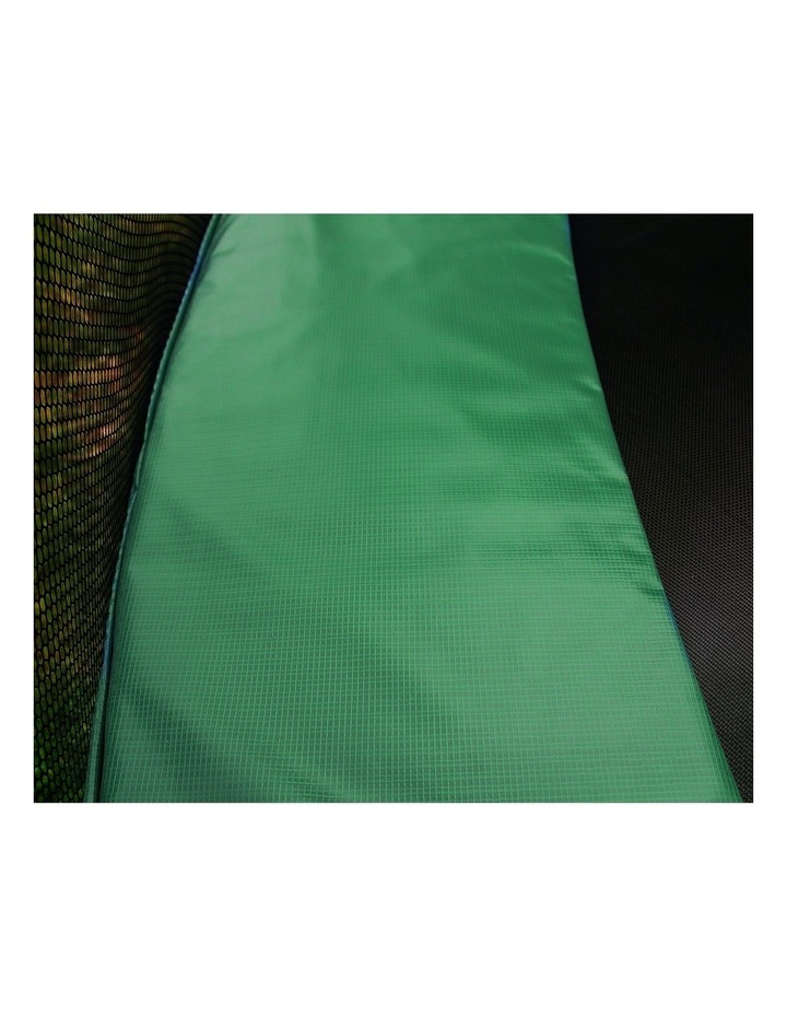 Replacement Trampoline Pad Reinforced Outdoor Round Spring Cover 8ft Green image 3