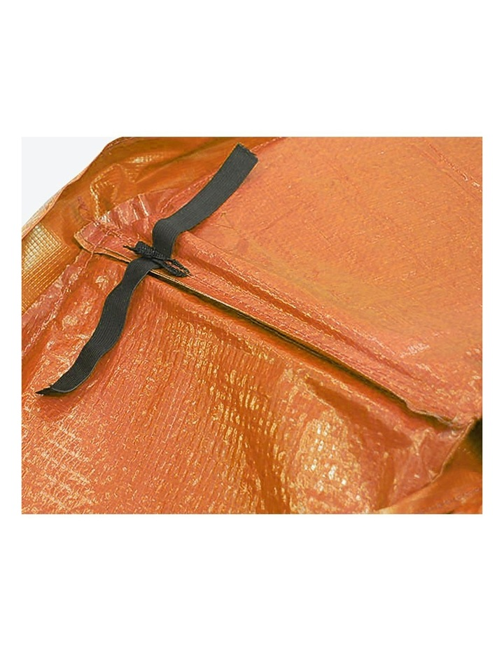Replacement Trampoline Pad Reinforced Outdoor Round Spring Cover 6ft- Orange image 6
