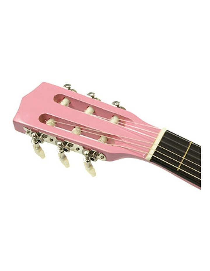 Pink Childrens Acoustic Guitar Ideal Kids Gift 1/2 Size image 4