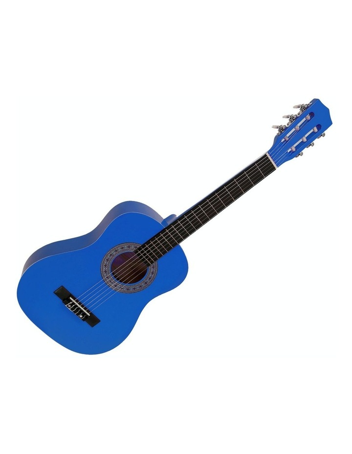 lue Childrens Acoustic Guitar Ideal Kids Gift image 1