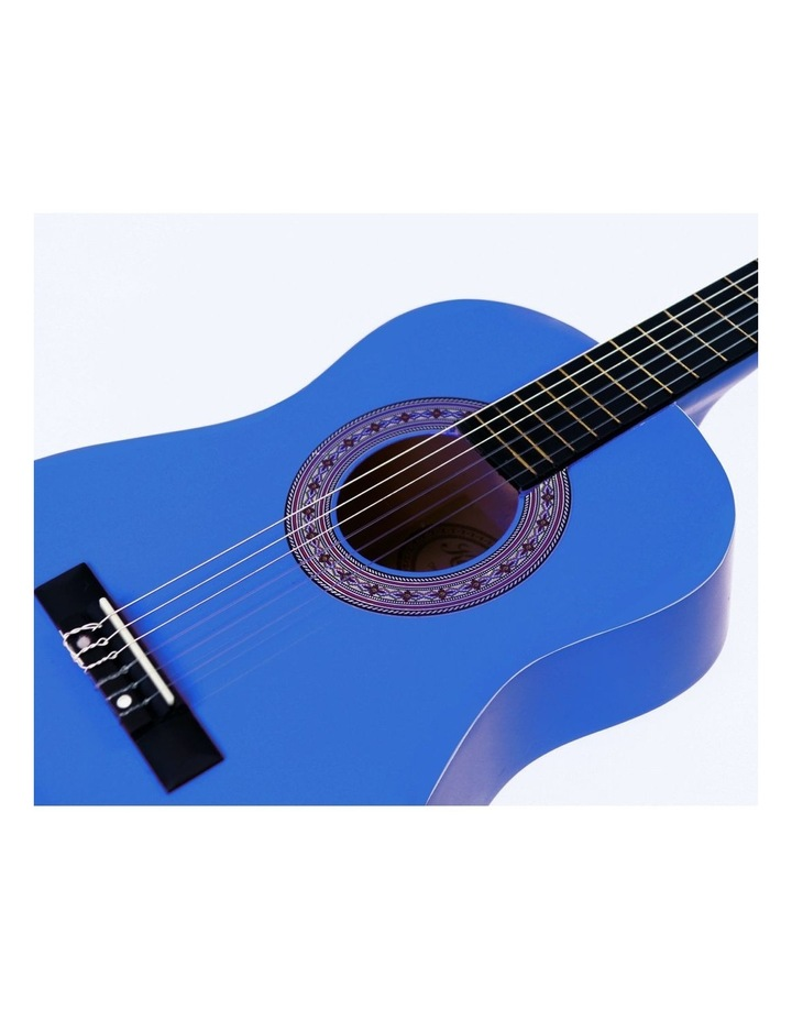 lue Childrens Acoustic Guitar Ideal Kids Gift image 5