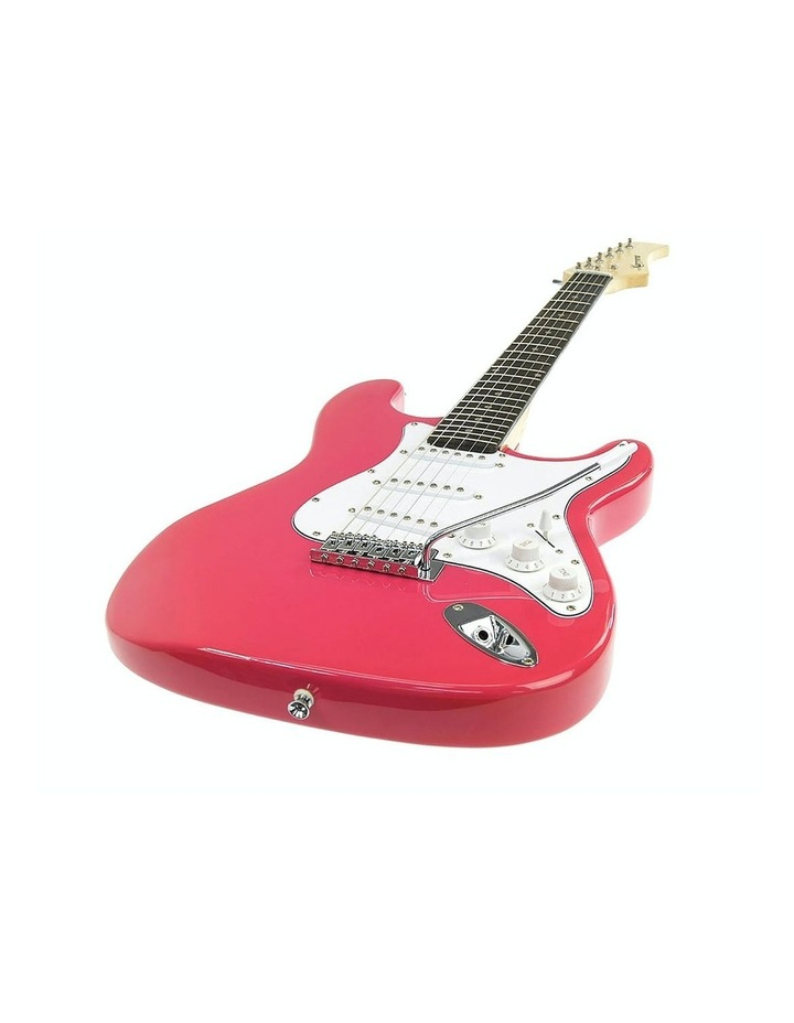 Electric Guitar Musric String Instrument Pink image 4