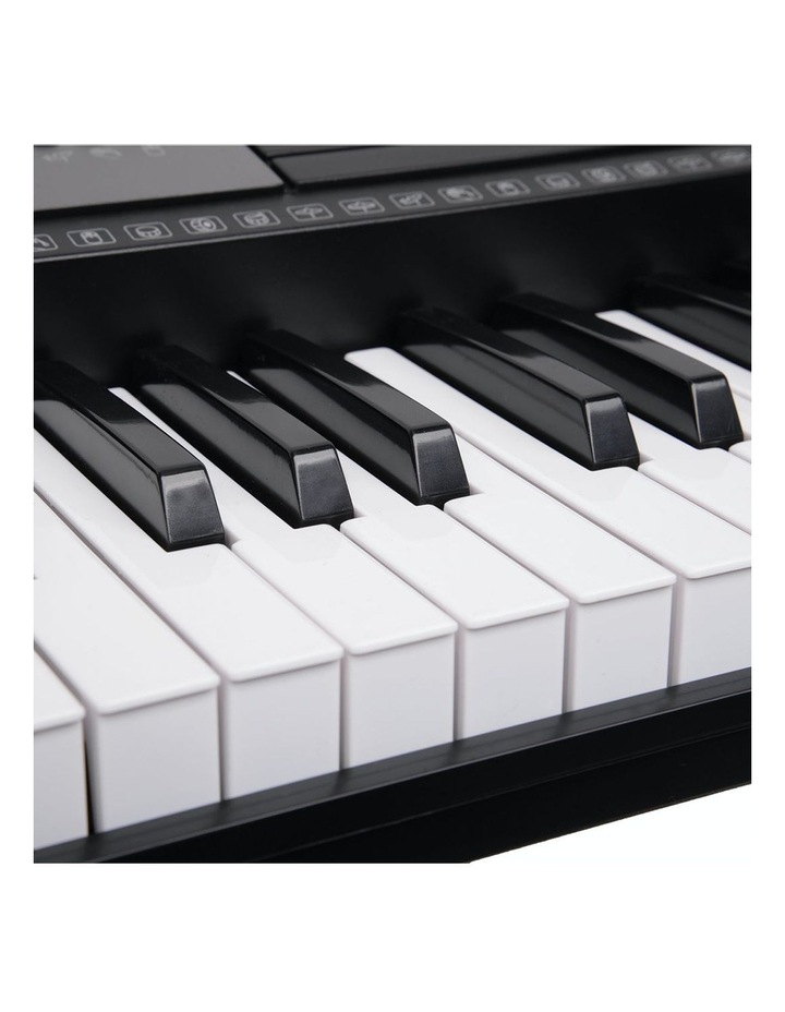 61 Key Electronic Keyboard Teaching Piano Electric Music Stand Holder image 2