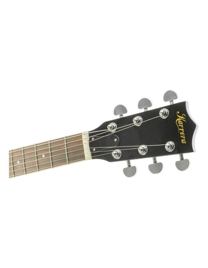 6 String Resonator Banjo -  Black image 7