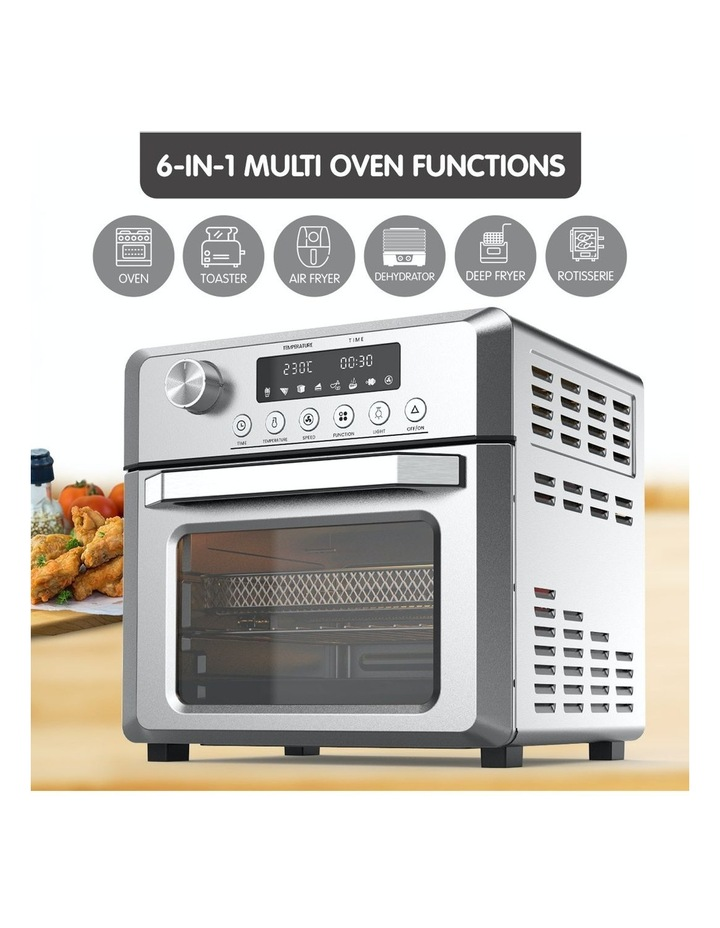 18l 1500w Electric Air Fryer Multi Cooker Oven Frier Dehydrator Toaster image 3