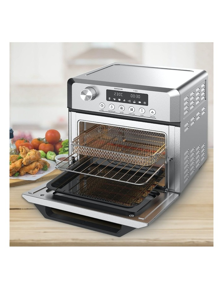 18l 1500w Electric Air Fryer Multi Cooker Oven Frier Dehydrator Toaster image 5