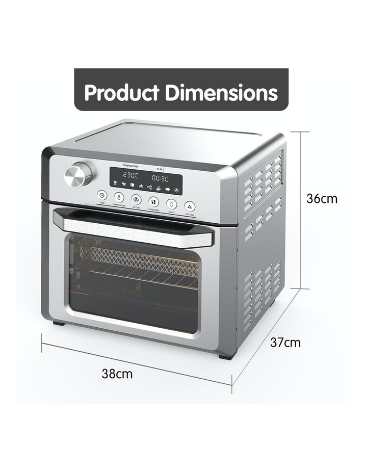 18l 1500w Electric Air Fryer Multi Cooker Oven Frier Dehydrator Toaster image 6