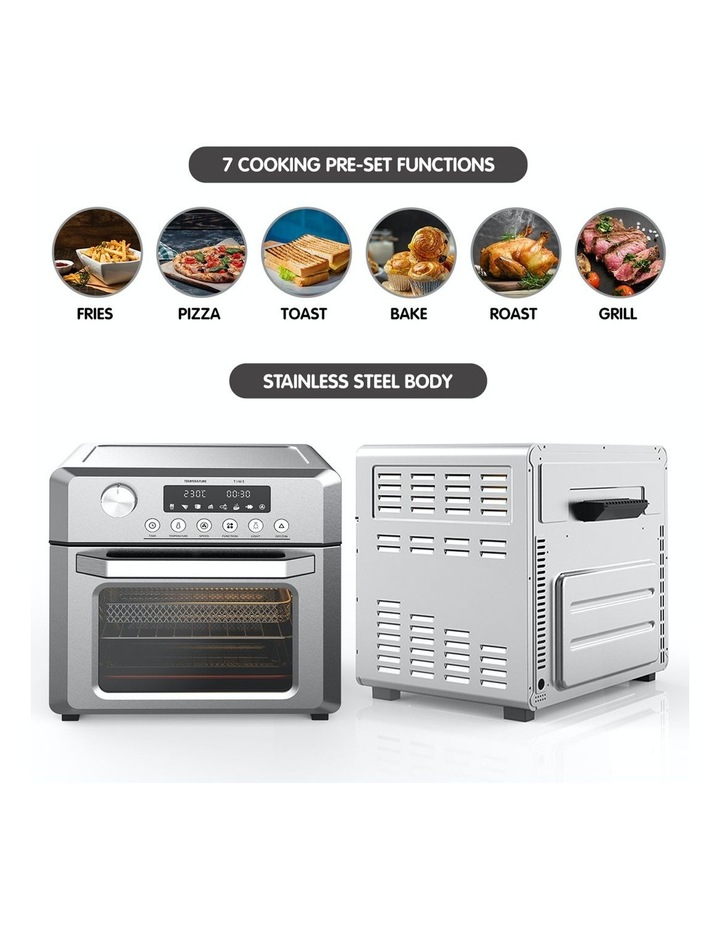 18l 1500w Electric Air Fryer Multi Cooker Oven Frier Dehydrator Toaster image 7