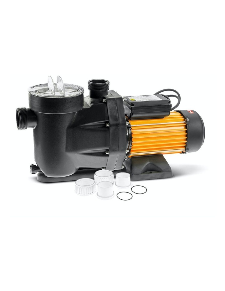 New 1200w Swimming Pool And Spa Electric Water Pump Above Or In Ground 480l/min image 1