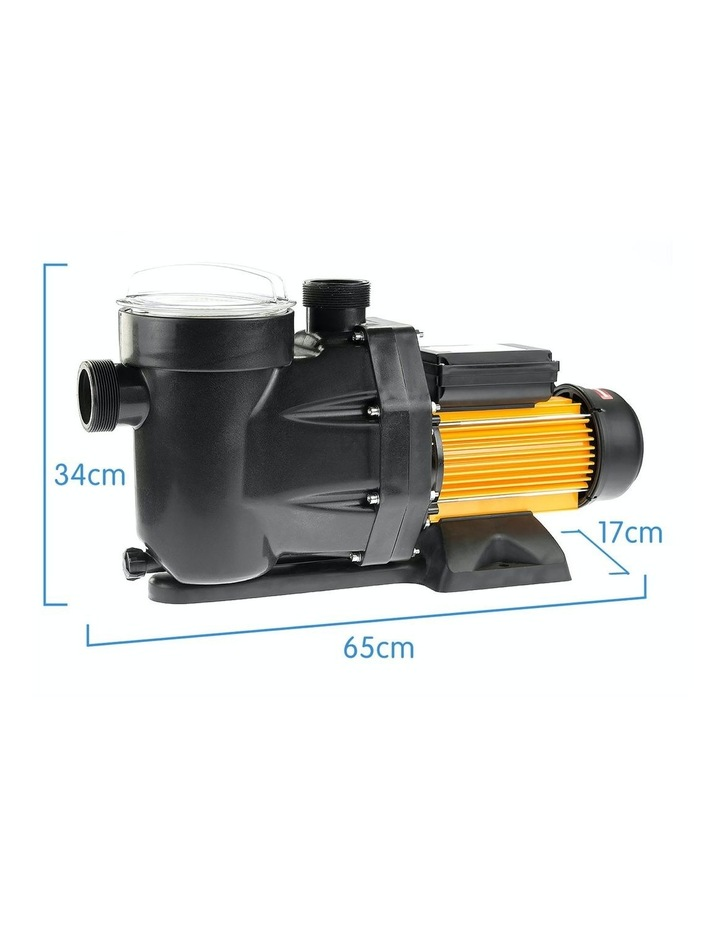 New 1200w Swimming Pool And Spa Electric Water Pump Above Or In Ground 480l/min image 6