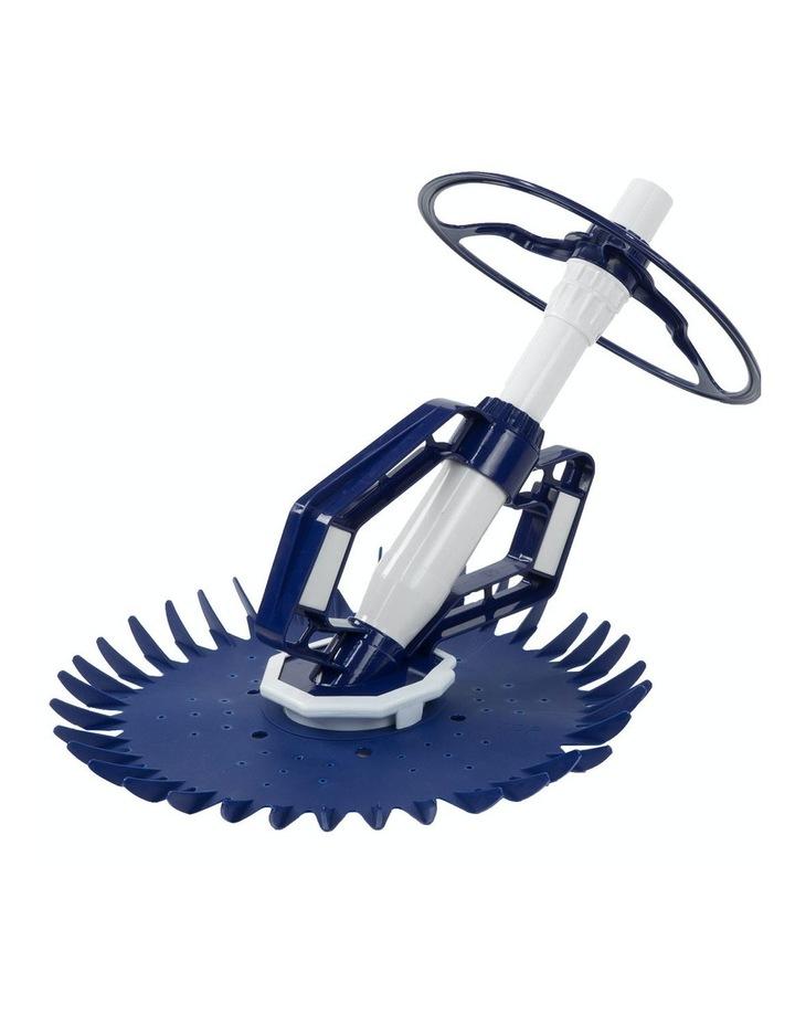 Automatic Swimming Pool Vacuum Floor Below Ground Diaphragm Cleaner 10m Hose image 1