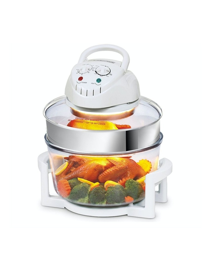 17L Digital Turbo Convection Oven Electric Cooker Air Fryer 1400W image 1
