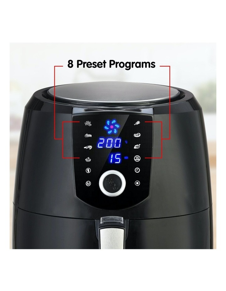 7.2L 1800W Electric Air Fryer Healthy Cooker Fryers Kitchen Oven Oil Free image 2