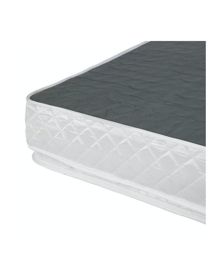 Laura Hill Mattress Queen Size Pillow Top Pocket Spring High Density Foam 22cm image 6