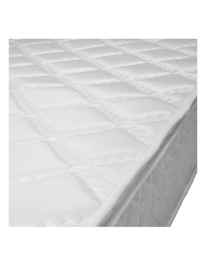 Laura Hill Mattress Queen Size Pillow Top Pocket Spring High Density Foam 22cm image 7