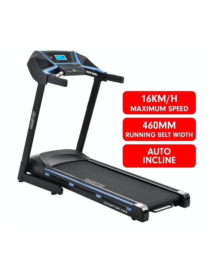 K1000 Foldable Home Treadmill image 2