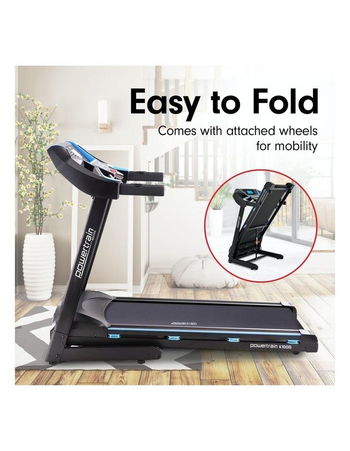 K1000 Foldable Home Treadmill image 5