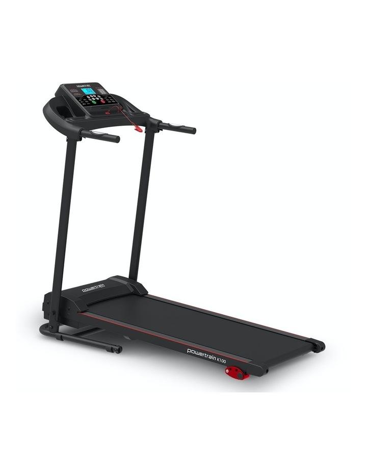 Foldable Home Gym Cardio Machine Electric Treadmill K100 image 1