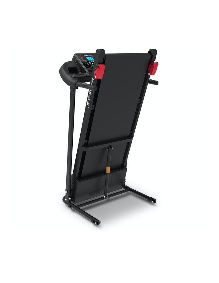 Foldable Home Gym Cardio Machine Electric Treadmill K100 image 5