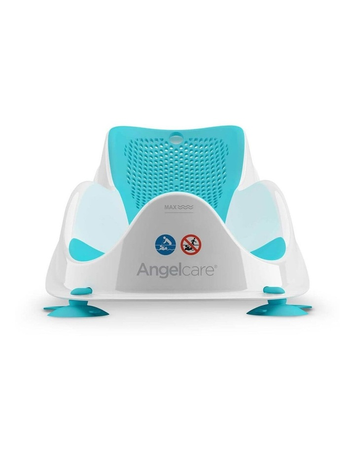 New Angelcare Baby Child Bath Support Soft Touch Shower Mini Seat - Aqua image 2