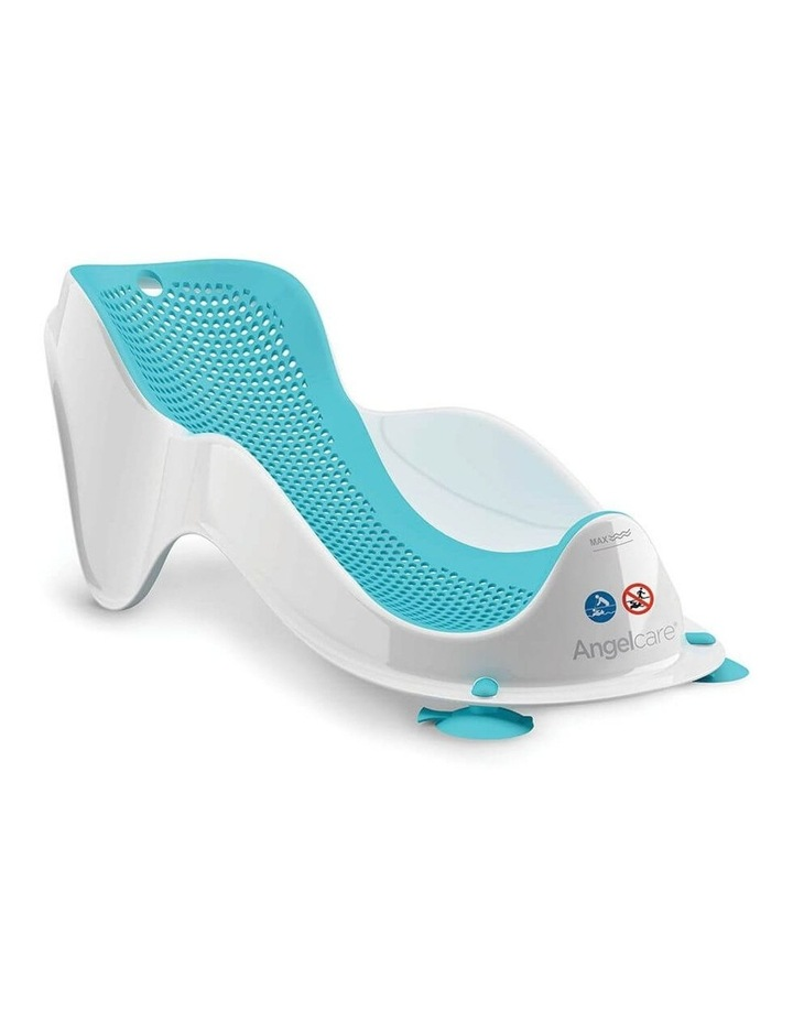New Angelcare Baby Child Bath Support Soft Touch Shower Mini Seat - Aqua image 3