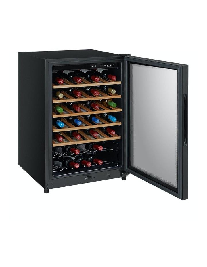 34 Bottle Wine Fridge Mini Cooler Chiller Storage  WC34 image 4